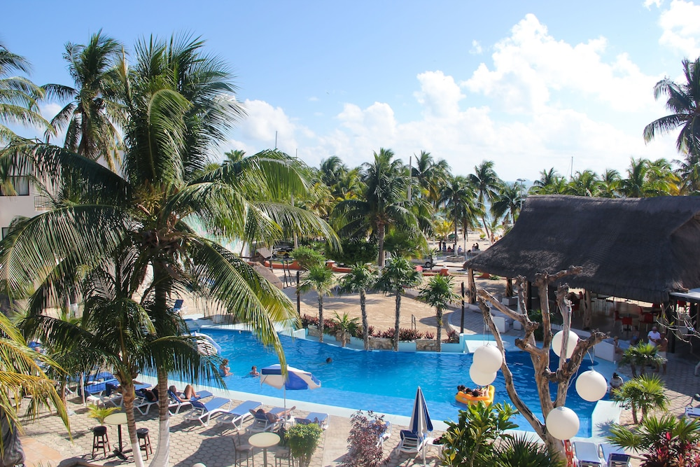 Hotel Posada Del Mar In Cancun Hotel Rates Amp Reviews On