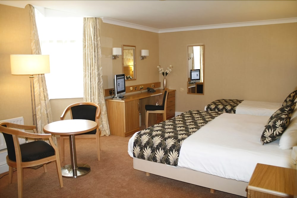 Room, Weetwood Hall Conference Centre & Hotel