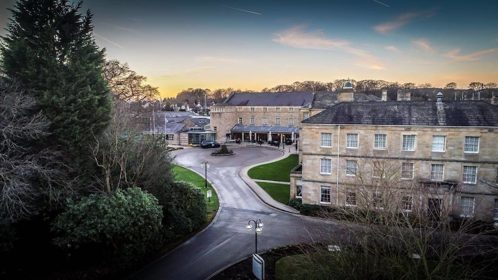 Aerial View, Weetwood Hall Conference Centre & Hotel