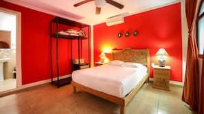 Caja fuerte, decoración individual, mobiliario individual y wifi gratis
