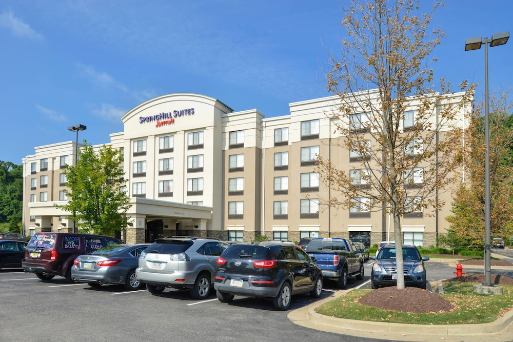 Exterior, Springhill Suites by Marriott Pittsburgh Mills