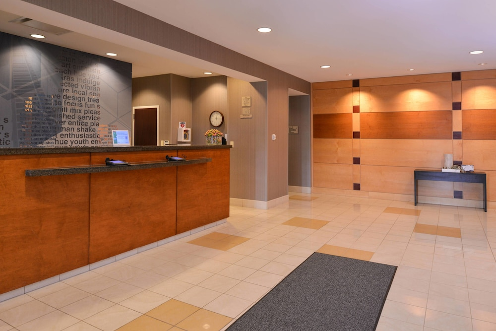 Lobby, Springhill Suites by Marriott Pittsburgh Mills