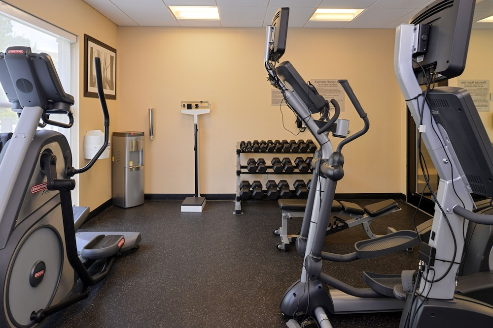 Fitness Facility, Springhill Suites by Marriott Pittsburgh Mills