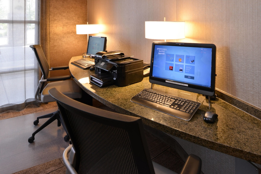 Business Center, Springhill Suites by Marriott Pittsburgh Mills