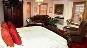 羽絨被、設計自成一格、家具佈置各有特色、熨斗/熨衫板