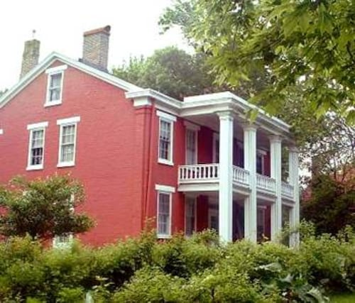 The Solon Langworthy House