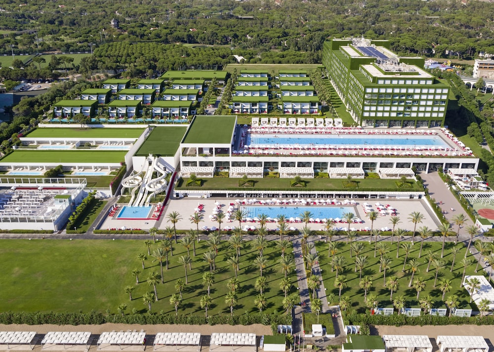 Aerial View, Adam & Eve - All Inclusive - Adults Only