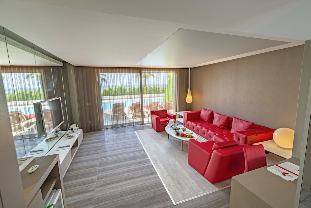 Living Area, Adam & Eve - All Inclusive - Adults Only
