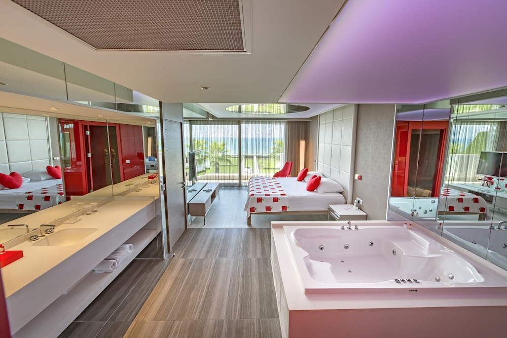 Bathroom, Adam & Eve - All Inclusive - Adults Only
