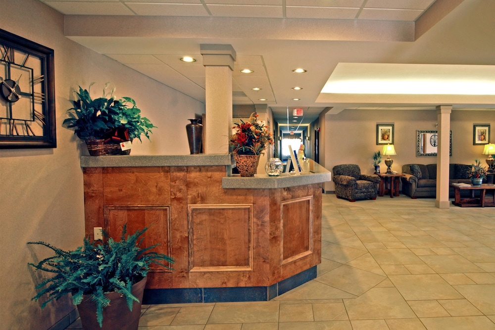 Reception, Paola Inn And Suites