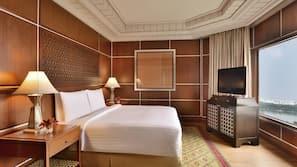 1 bedroom, premium bedding, down duvet, pillow top beds