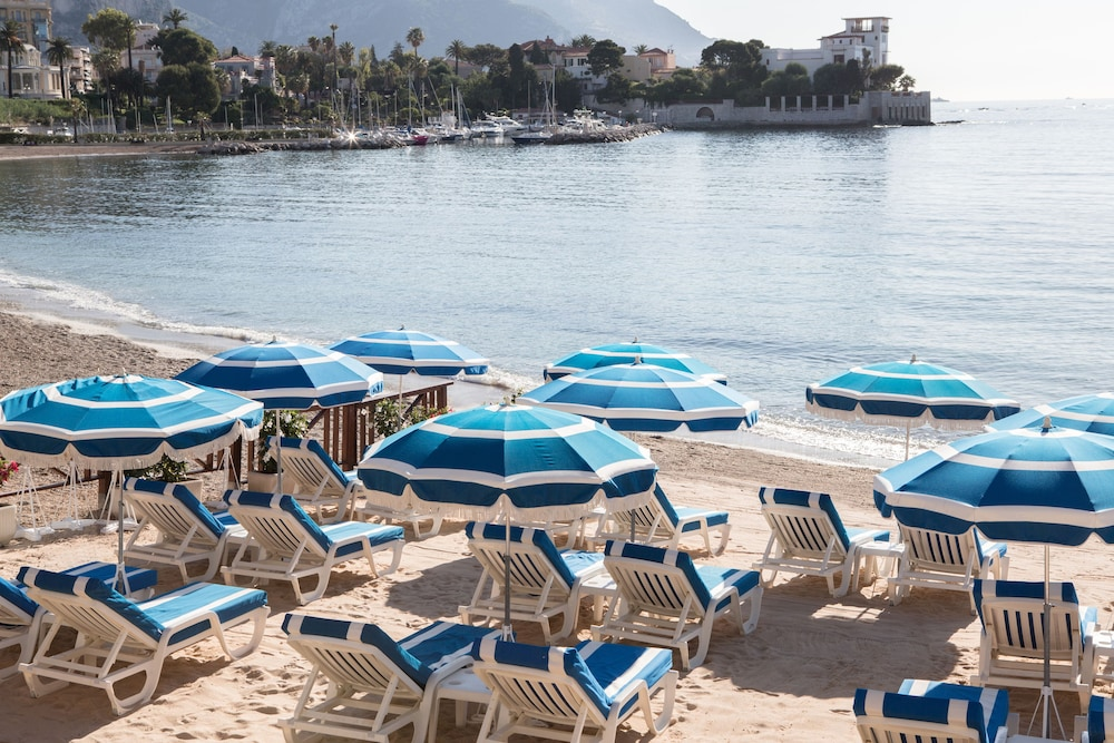 Beach, Hotel Royal Riviera
