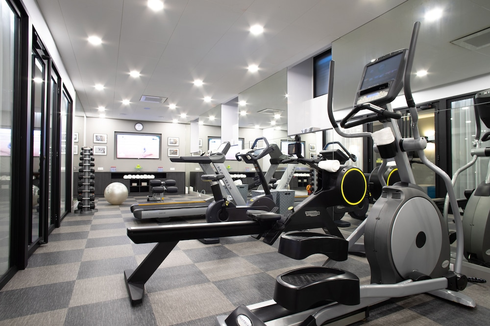 Gym, Hotel Royal Riviera