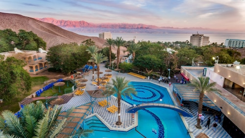 Club In Eilat - Coral Beach Villa Resort
