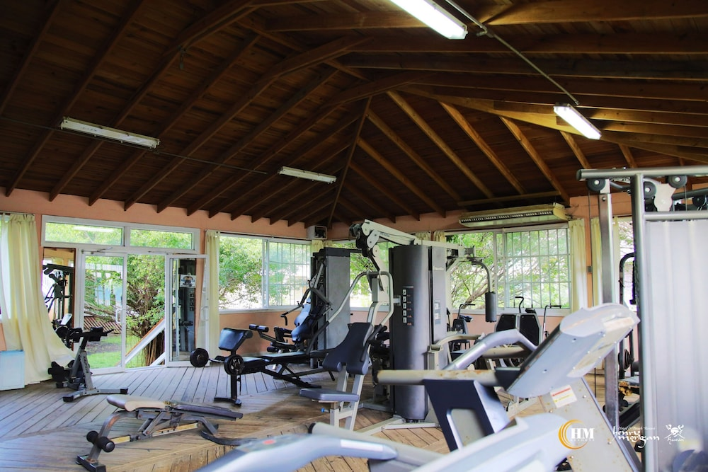 Gym, Henry Morgan Resort - All Inclusive