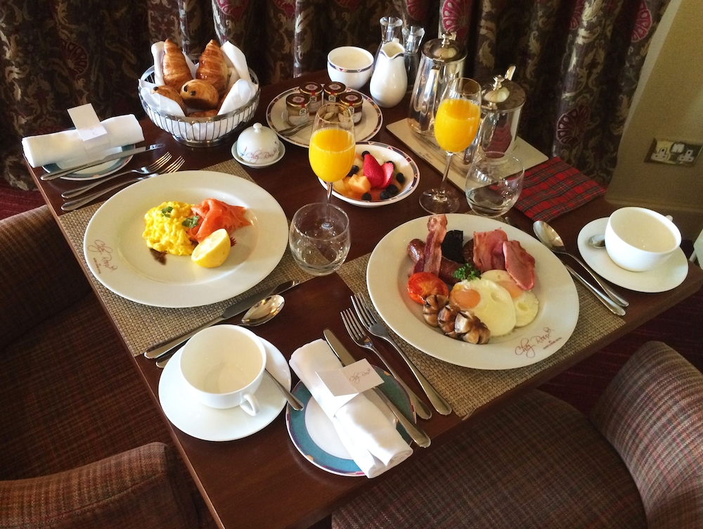 Breakfast Meal, Cromlix