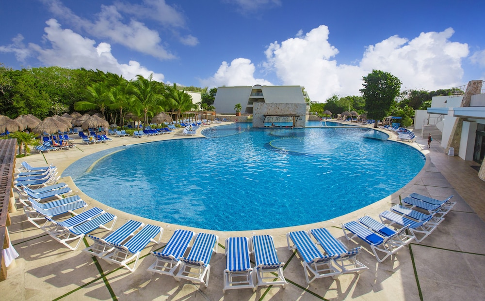 Pool, Grand Sirenis Riviera Maya Resort & Spa - All Inclusive