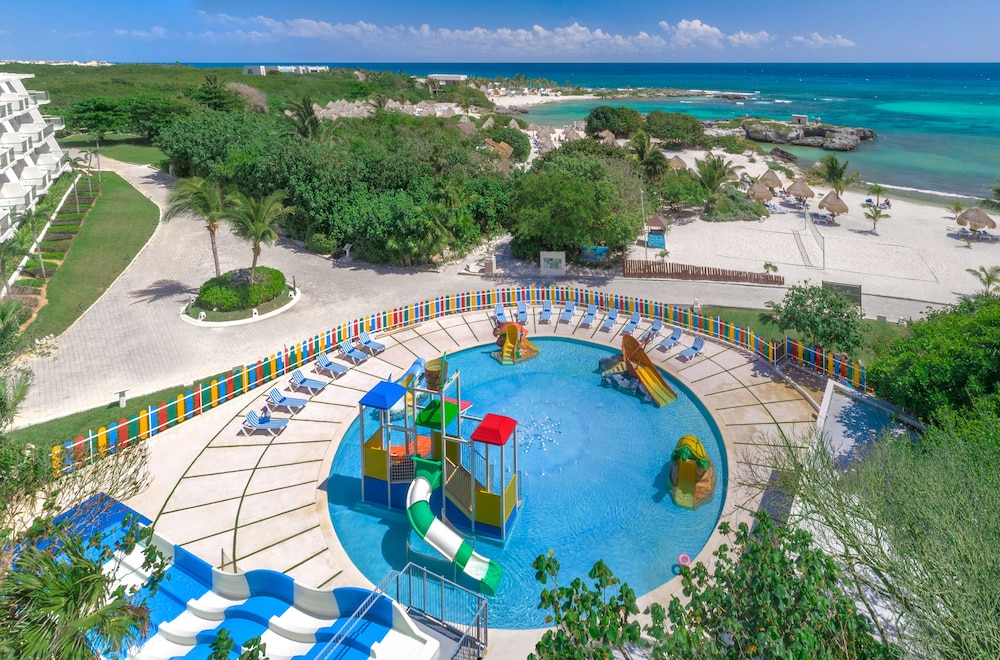 Children's Pool, Grand Sirenis Riviera Maya Resort & Spa - All Inclusive