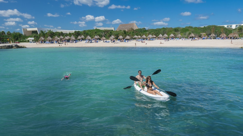 Kayaking, Grand Sirenis Riviera Maya Resort & Spa - All Inclusive