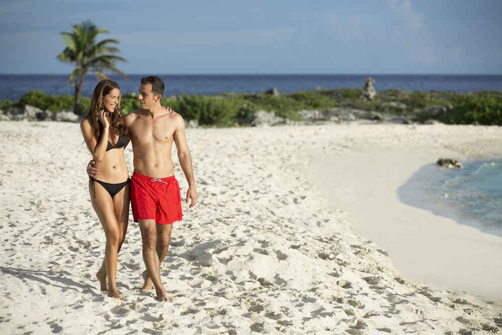 Beach, Grand Sirenis Riviera Maya Resort & Spa - All Inclusive