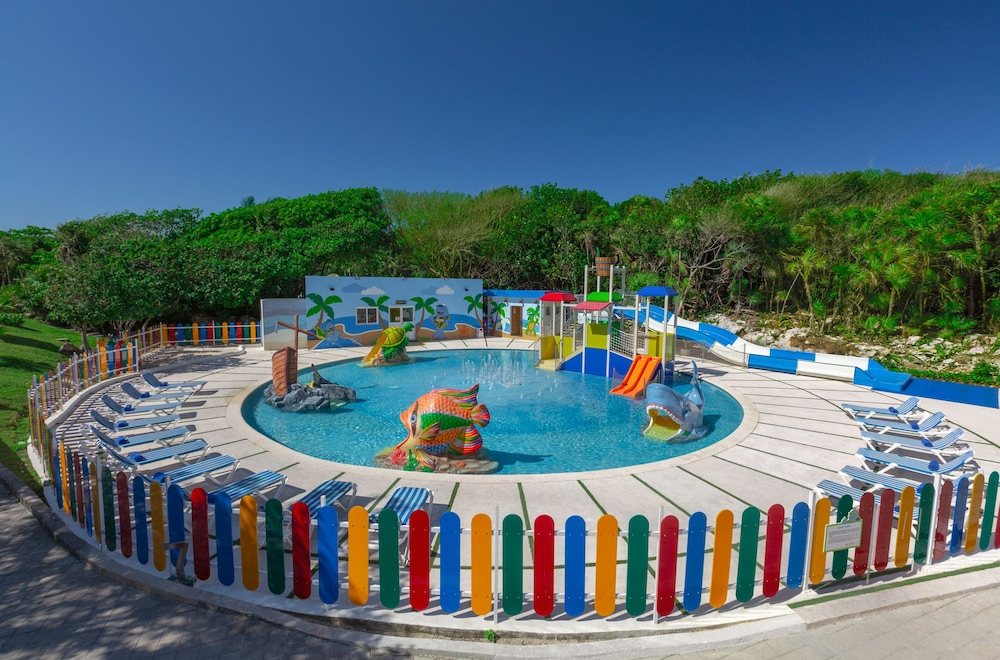 Children's Play Area - Outdoor, Grand Sirenis Riviera Maya Resort & Spa - All Inclusive