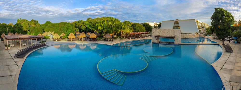 Outdoor Pool, Grand Sirenis Riviera Maya Resort & Spa - All Inclusive