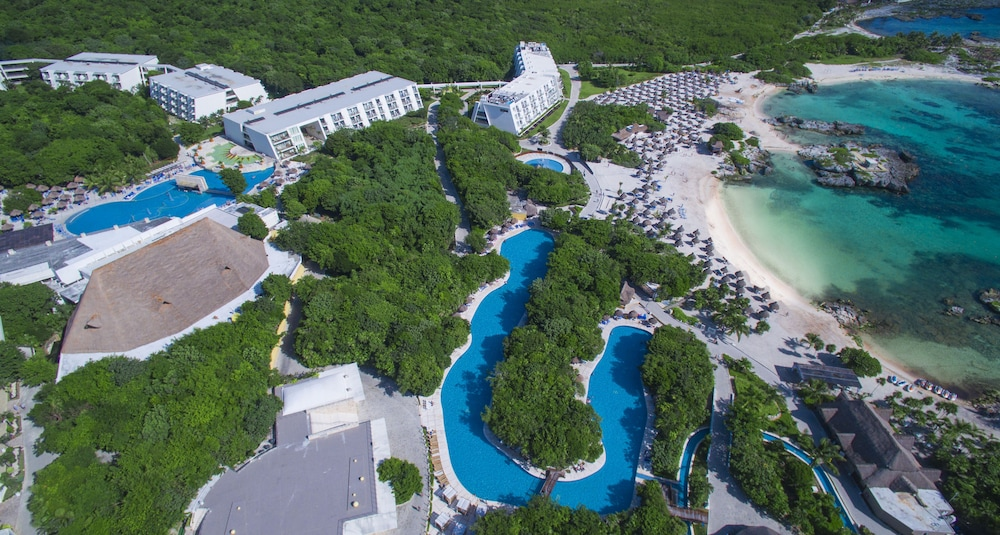 Aerial View, Grand Sirenis Riviera Maya Resort & Spa - All Inclusive