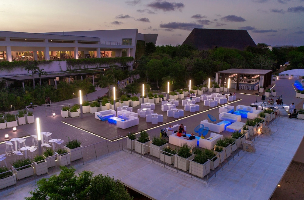 Terrace/Patio, Grand Sirenis Riviera Maya Resort & Spa - All Inclusive
