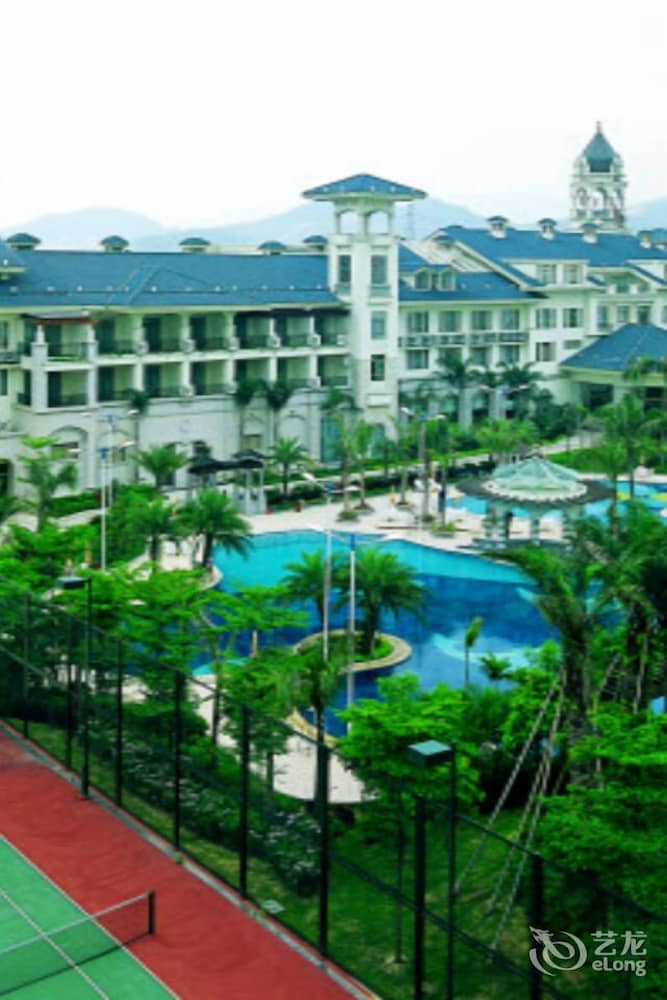 Featured Image, Phoenix Hotel Wuyi