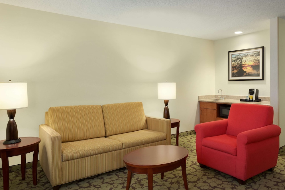 Living Area, Hilton Garden Inn West Monroe
