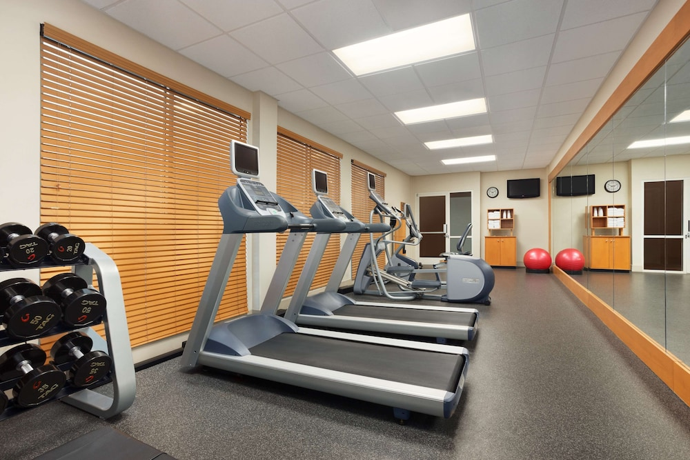 Fitness Facility, Hilton Garden Inn West Monroe