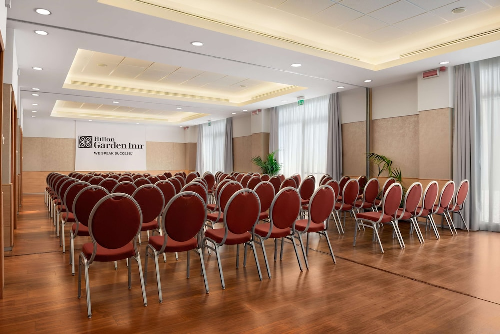 Meeting Facility, Hilton Garden Inn Rome Airport