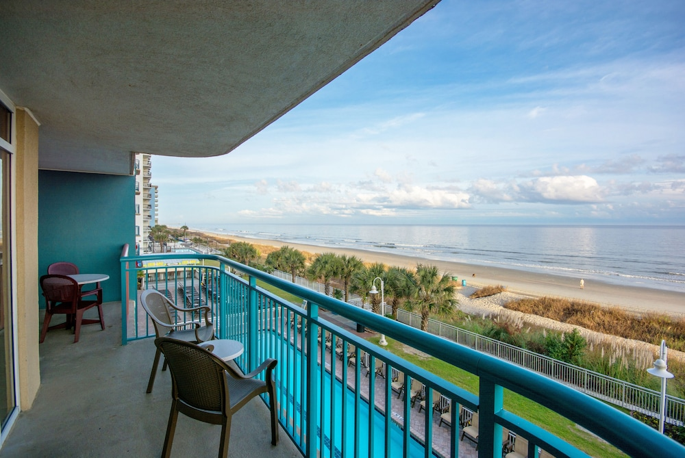 paradise resort in myrtle beach hotel rates reviews on. Black Bedroom Furniture Sets. Home Design Ideas