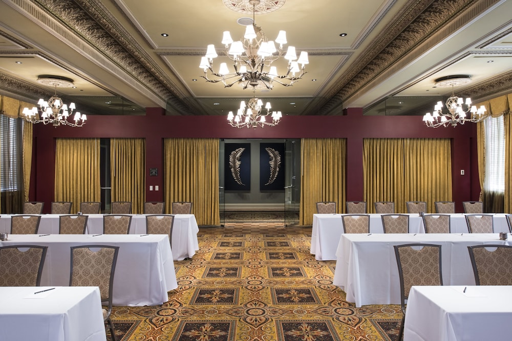 Meeting Facility, The Skirvin Hilton Oklahoma City