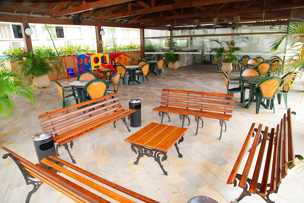 Terrace/Patio, Hotel San Rafael