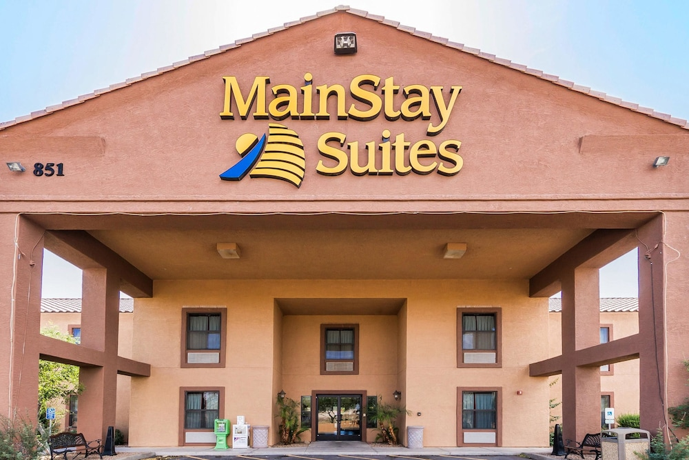 Exterior, MainStay Suites Extended Stay Hotel Casa Grande