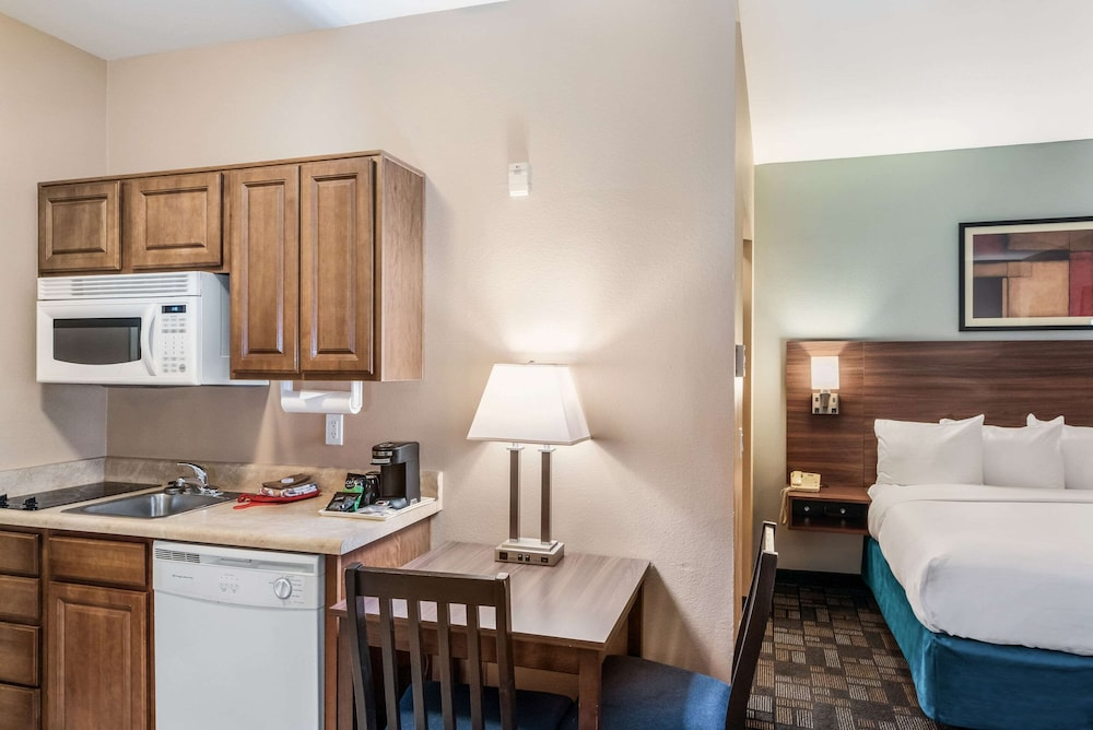 Room, MainStay Suites Extended Stay Hotel Casa Grande