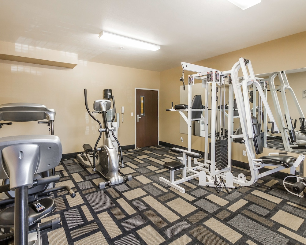Fitness Facility, MainStay Suites Extended Stay Hotel Casa Grande