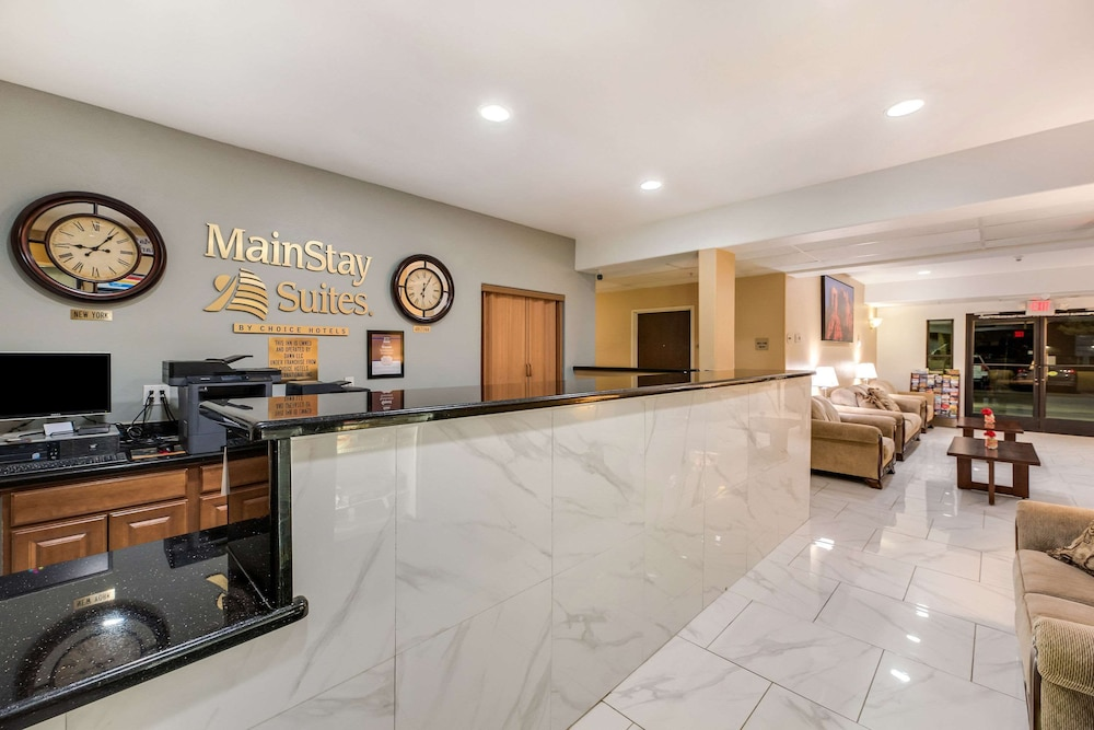 Lobby, MainStay Suites Extended Stay Hotel Casa Grande