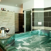 Indoor Spa Tub