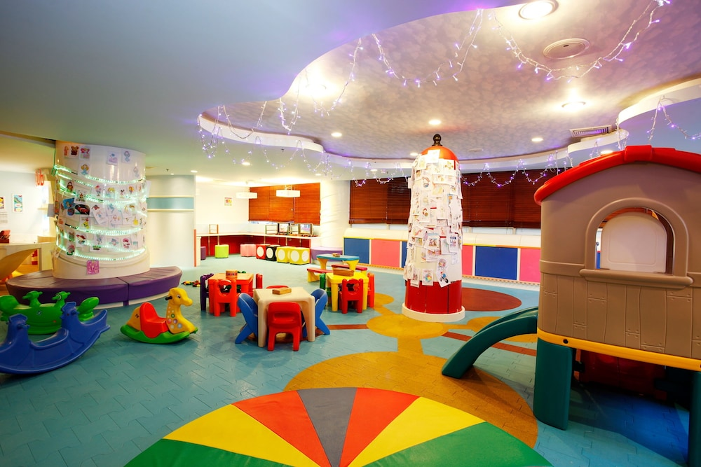 Children's Play Area - Indoor, Phuket Graceland Resort And Spa