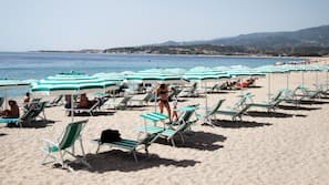 Spiaggia privata nelle vicinanze, sabbia bianca, navetta per la spiaggia