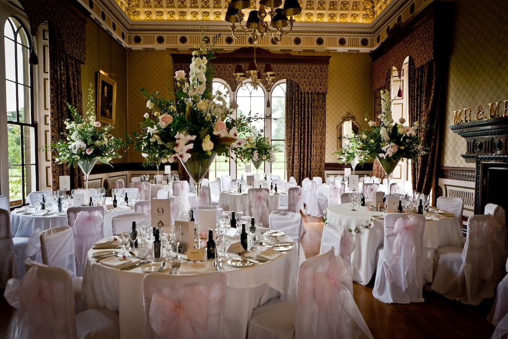 Indoor Wedding, Swinton Park Hotel