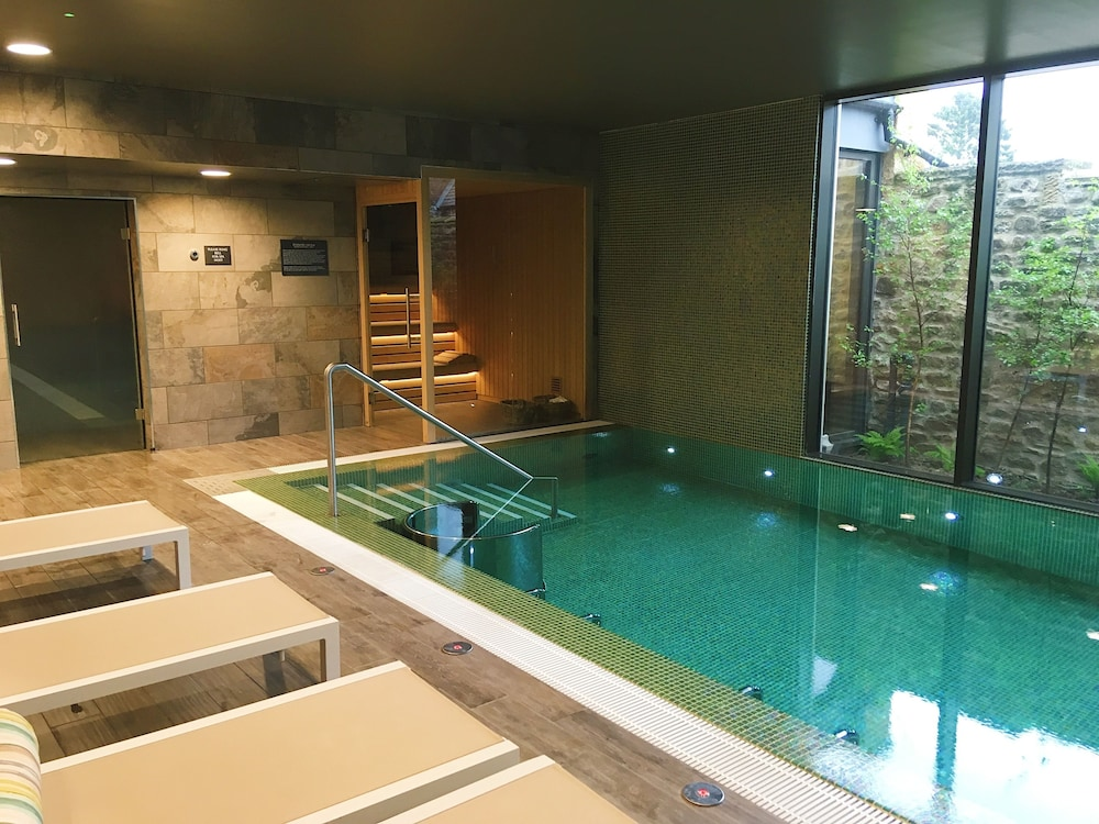 Indoor Pool, Swinton Park Hotel