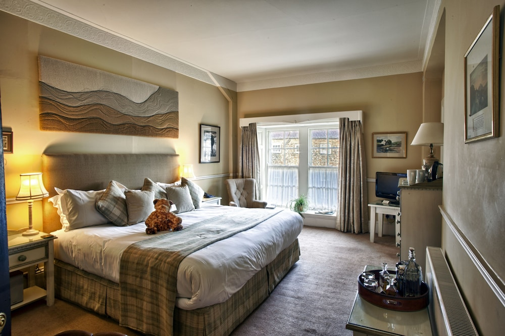 Room, Swinton Park Hotel