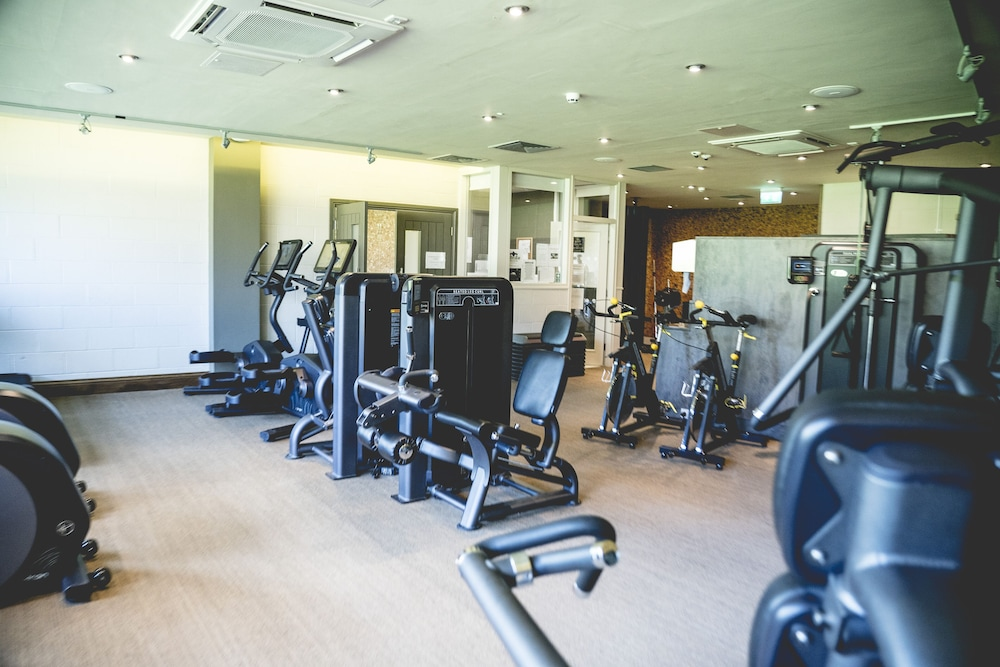 Gym, Swinton Park Hotel