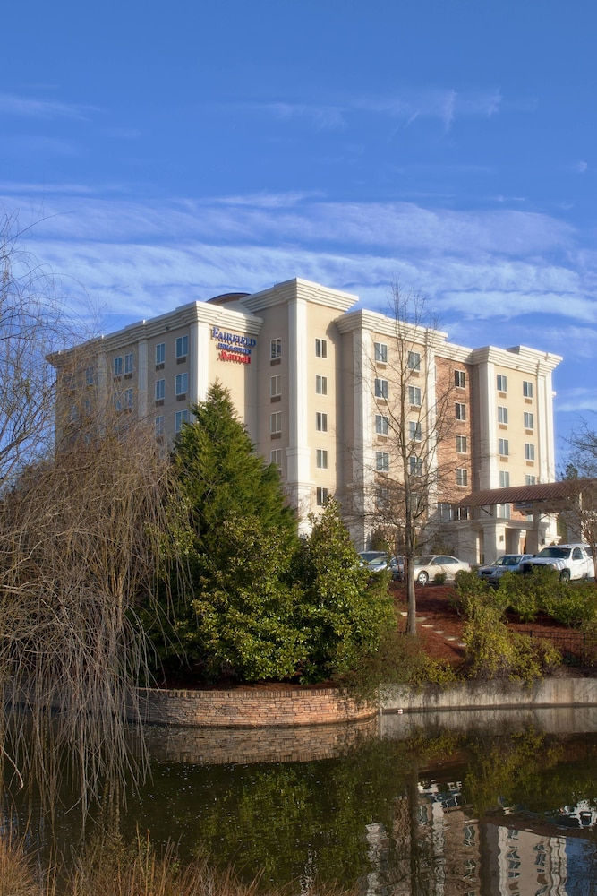 Fairfield Inn Suites By Marriott Durham Southpoint 2018 Room