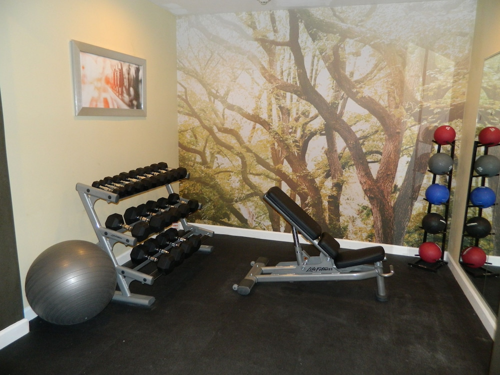 Fitness Facility, Best Western Plus New Cumberland Inn & Suites