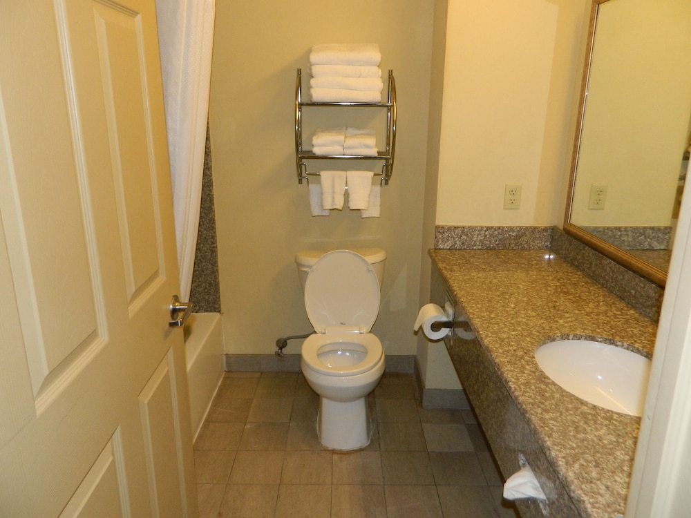 Bathroom, Best Western Plus New Cumberland Inn & Suites
