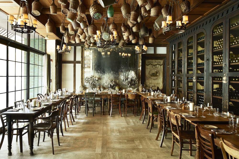 Restaurant, The Bowery Hotel